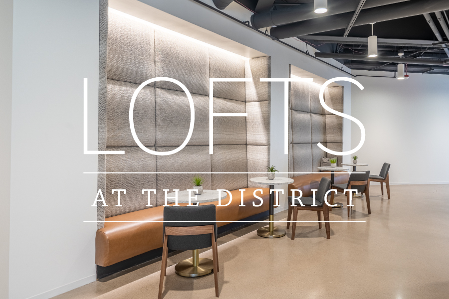 Lofts at the District