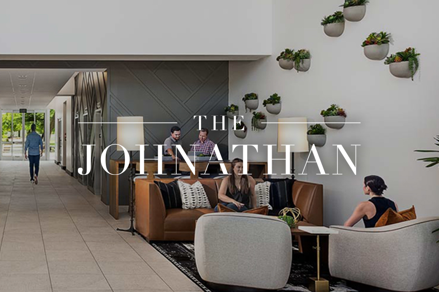 The Johnathan - George Oliver Project
